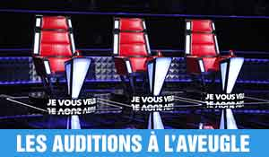 the voice les auditions a l aveugle