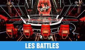 the voice les battles