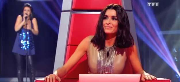 """The Voice"" : regardez la prestation de SONIA LACEN qui reprend Bonnie Tyler"
