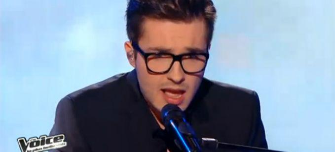 "Vidéo Replay ""The Voice"" : regardez Olympe qui interprète « Zombie » de The Cranberries"