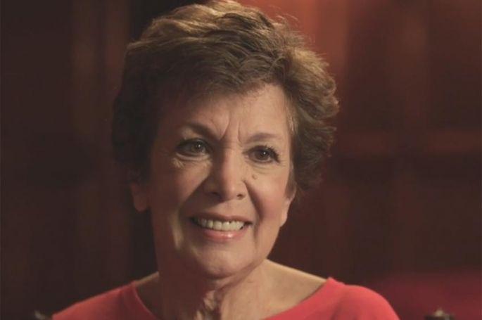 """""""Sept à Huit"""" : Catherine Laborde parle de son combat contre la maladie de Parkinson (vidéo)"""