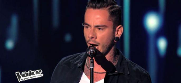"Replay ""The Voice"" : Maximilien Philippe interprète « When I was your woman » de Bruno Mars (vidéo)"