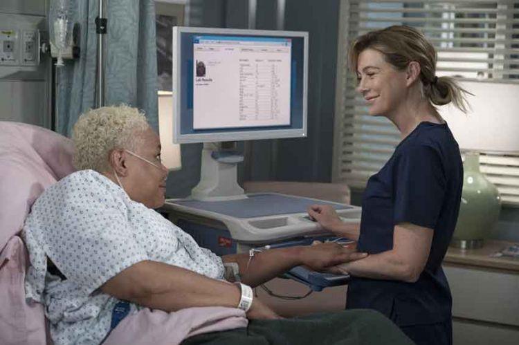 Grey's Anatomy fête son record dans la bande-annonce de l'épisode 15