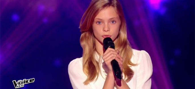 "Replay ""The Voice Kids"" : Julia chante « I Will Always Love You » de Whitney Houston (vidéo)"