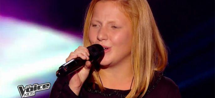 "Replay ""The Voice Kids"" : Chloé interprète « If I Ain't Got You » de Franck Sinatra (vidéo)"