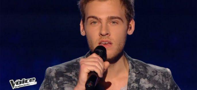 "Replay ""The Voice"" : Charlie chante « Le coup de soleil » de Richard Cocciante (vidéo)"