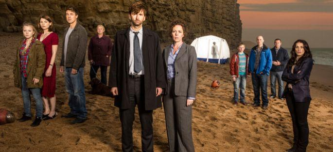 "Audience : ""Broadchurch"" la nouvelle série de France 2 bat TF1 et ""Joséphine, ange gardien"""