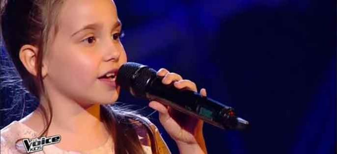 "Replay ""The Voice Kids"" : Manuela chante « Listen » de Beyoncé en finale (vidéo)"