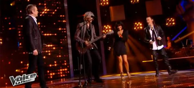 """The Voice"" regardez les 4 coachs qui interprètent « Stand by me » de Ben E. King (vidéo replay)"