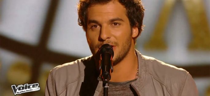 "Replay ""The Voice"" : Amir chante « Lucie » de Pascal Obispo (vidéo)"