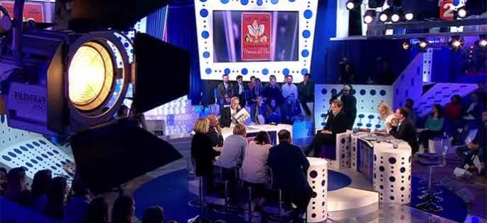 Replay on n 39 est pas couch samedi 8 octobre interviews int grale vid o - Replay on n est pas couche france 2 ...