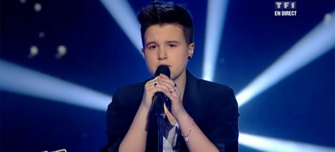 "Vidéo Replay ""The Voice"" : Loïs interprète « When I was your man » de Bruno Mars"