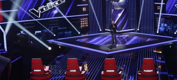 """The Voice"" : les lives en direct reprennent ce soir à 20:50 sur TF1"