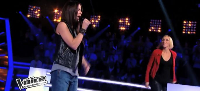 Replay The Voice : la battle Sarah / Ginie Line sur « Come Back To Me » d'Hollysiz (vidéo)