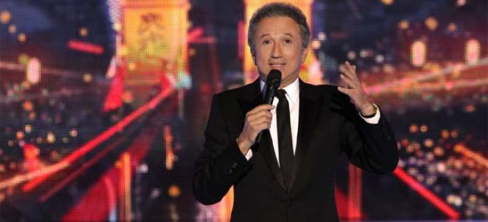 "Michel Drucker nous en dit plus sur ""Le Grand Show"" de Laurent Gerra sur France 2"