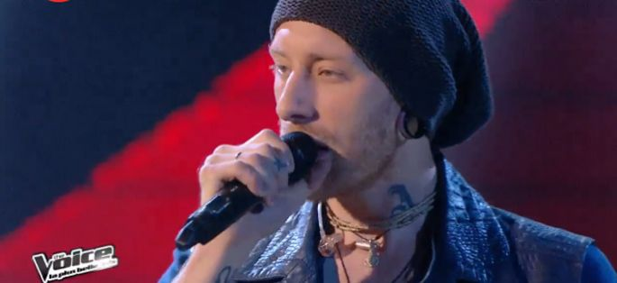 "Replay ""The Voice"" : Pierre Edel interprète « I don't want to miss a thing » d'Aerosmith (vidéo)"