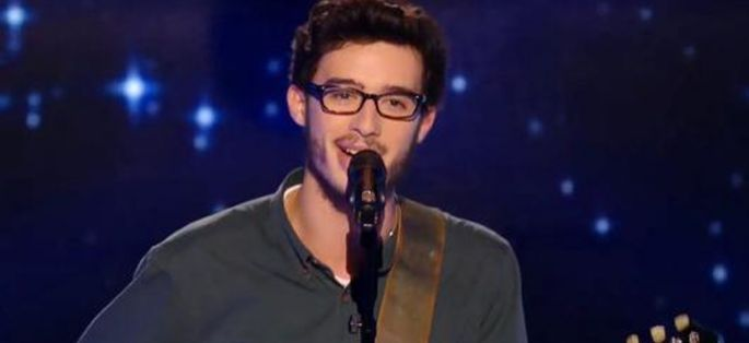 "Replay ""The Voice"" : Alexandre chante « Hallelujah » de Leonard Cohen (vidéo)"