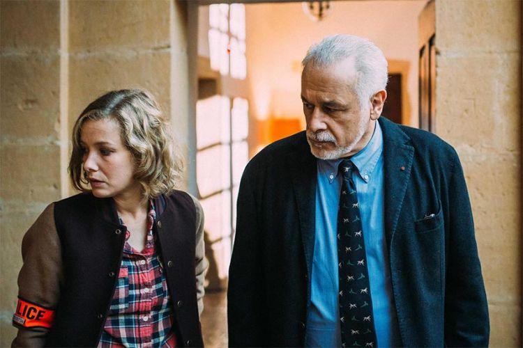 """Deux épisodes de """"Mongeville"""" en cours de tournage à Bordeaux pour France 3"""