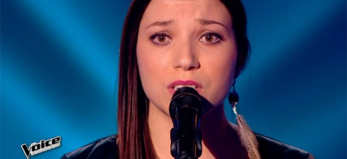 "Replay ""The Voice"" : M'aile interprète « Chandelier » de Sia (vidéo)"