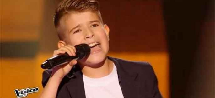 "Replay ""The Voice Kids"" : Steven chante « Adieu » de Cœur de Pirate (vidéo)"