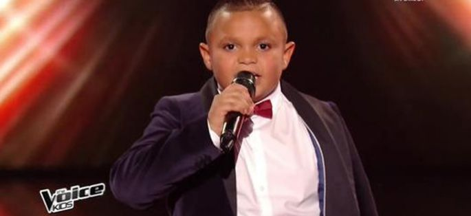 "Replay ""The Voice Kids"" : Swany chante « Color Gitano » de Kendji Girac (vidéo)"