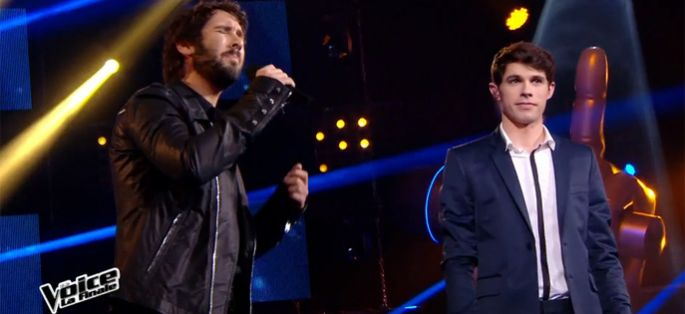 "Replay ""The Voice"" : Lilian & Josh Groban chantent « Somewhere over the rainbow » en finale (vidéo)"