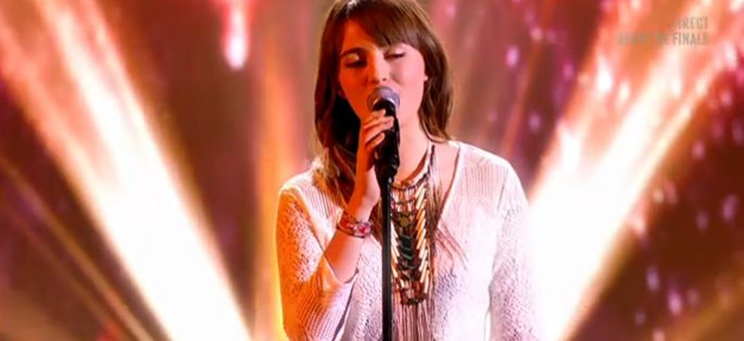 """Nouvelle Star"" : Pauline interprète « Ain't no sunshine » de Bill Withers (vidéo)"