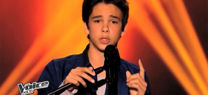 "Replay ""The Voice Kids"" : Paul interprète « The A Team » d'Ed Sheeran (vidéo)"