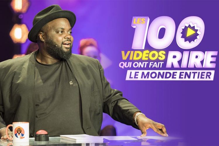 """""""Les 100 vidéos qui ont fait rire le monde entier"""" avec Issa Doumbia sur W9 jeudi 1er novembre"""