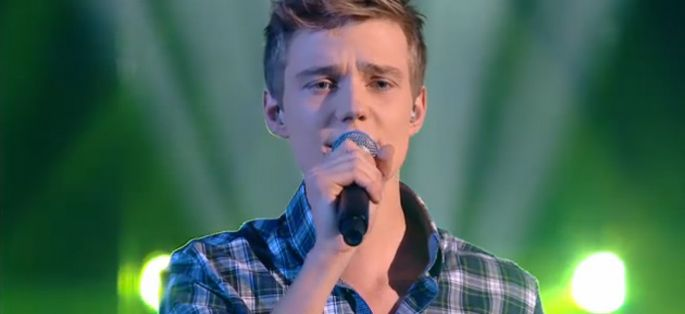 "Replay ""Nouvelle Star"" : Mathieu interprète « Thinking Out Loud » de Ed Sheeran (vidéo)"