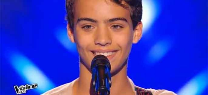 "Replay ""The Voice Kids"" : Achille chante « Another Love » de Tom Odell (vidéo)"