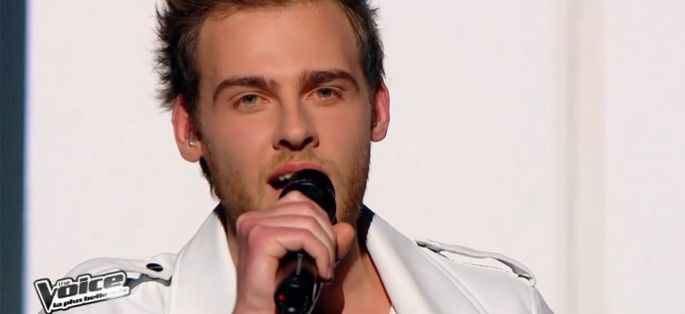 "Replay ""The Voice"" : Charlie chante « Somebody that I Used to Know » de Gotye (vidéo)"