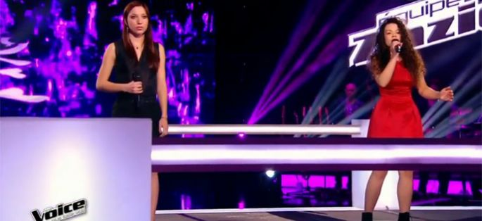 "Replay ""The Voice"" : La Battle Léah / M'aile sur « Nothing Compares To You » de Sinead O'Connor (vidéo)"