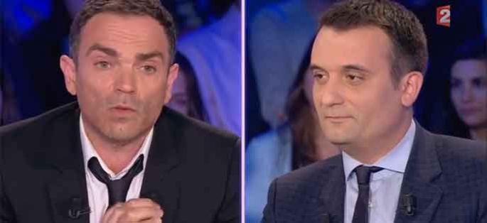 Replay de florian philippot dans on n 39 est pas couch sur france 2 son interview int grale - Replay on n est pas couche france 2 ...
