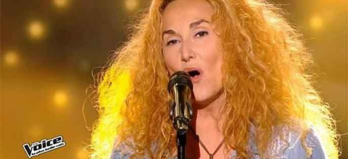 "Replay ""The Voice"" : Guylaine chante « Vissi d'Arte » de Giacomo Puccini (vidéo)"