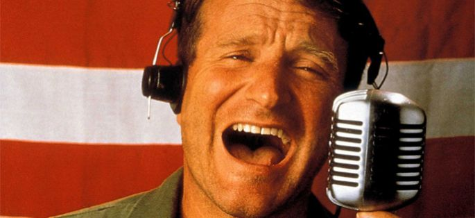 "France 2 diffuse ce soir ""Good Morning Vietnam"" en hommage à Robin Williams"
