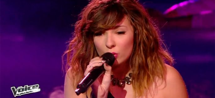 "Replay ""The Voice"" : Natacha Andréani chante « Wings » de Birdy (vidéo)"