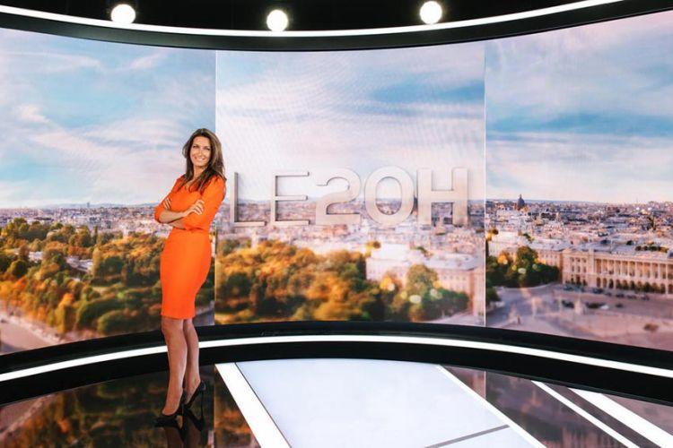 Gilles Lellouche & Virginie Efira invités du JT de 20H de TF1 ce dimanche 14 octobre
