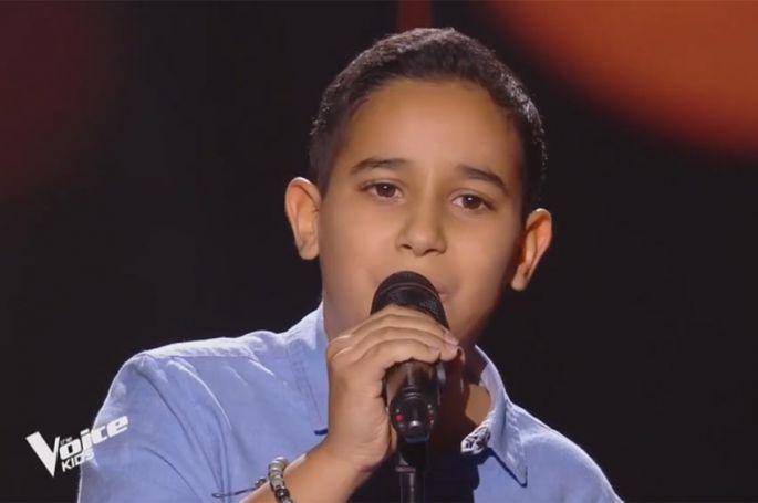 "Replay ""The Voice Kids"" : Ismaël chante « At last » d'Etta James (vidéo)"