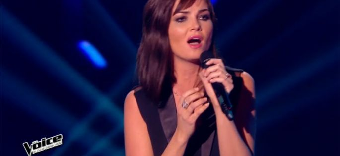 "Replay ""The Voice"" : Gaëlle Birgin interprète « Titanium» de David Guetta ft Sia (vidéo)"