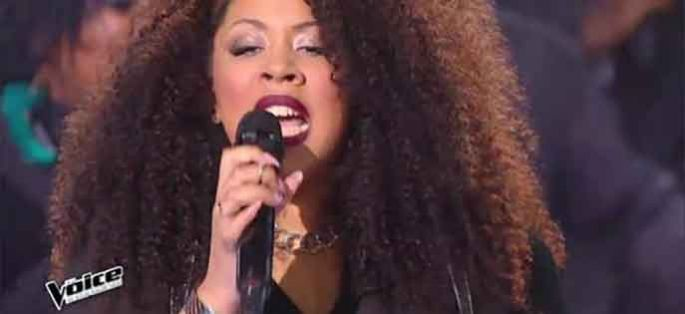 "Replay ""The Voice"" : Lucyl Cruz interprète « Man In The Mirror » de Michael Jackson (vidéo)"