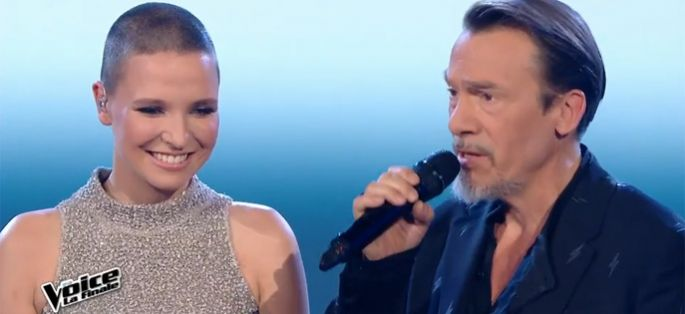 "Replay ""The Voice"" : Anne Sila & Florent Pagny chantent « Say Something » en finale (vidéo)"