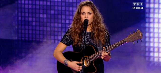 "Vidéo Replay ""The Voice"" : Laura Chab' interprète « One Day (Reckoning Song) » de Asaf Avidan"