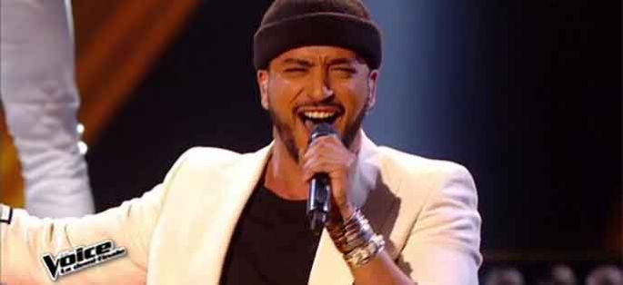 "Replay ""The Voice"" : Slimane interprète « I Got You (I Feel Good) » de James Brown (vidéo)"