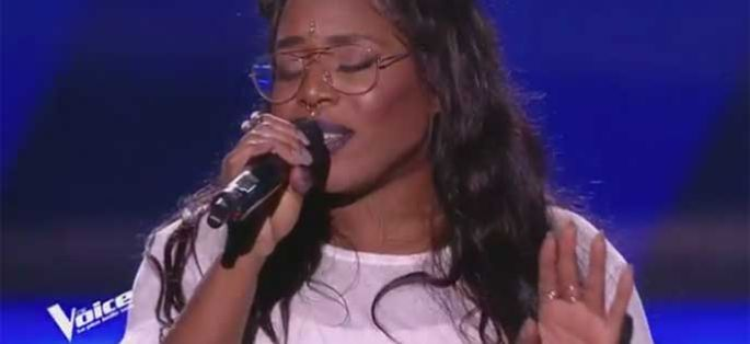 "Replay ""The Voice"" : Karolyn chante « Wild Thoughts » de DJ Khaled ft. Rihanna (vidéo)"