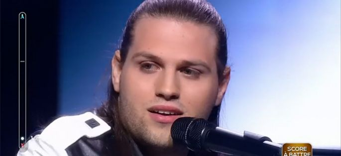 "Replay ""Rising Star"" : Jordan Chevallier interprète « Born this way » de Lady Gaga (vidéo)"
