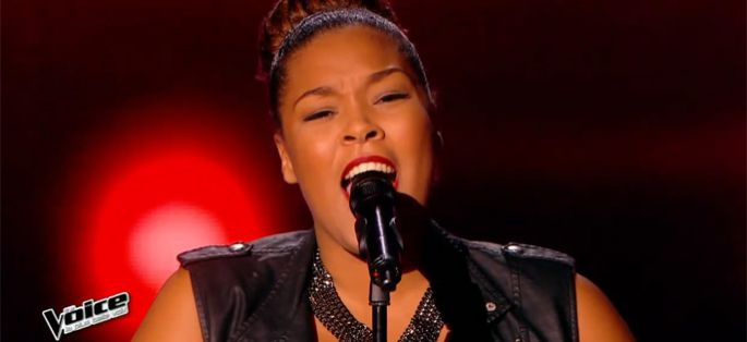 "Replay ""The Voice"" : Maliya Jackson interprète « We Found Love » de Rihanna (vidéo)"