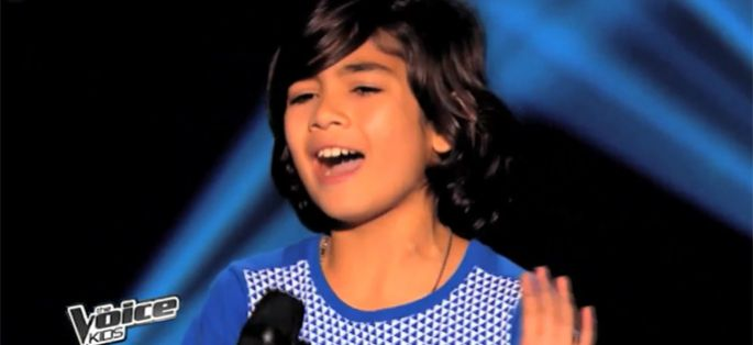 "Replay ""The Voice Kids"" : Paul interprète « Le blues de businessman » de Céline Dion (vidéo)"