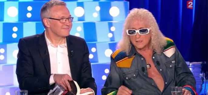 Replay on n 39 est pas couch michel polnareff son interview en int gralit vid o - On n est pas couches replay ...