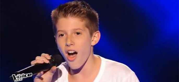 "Replay ""The Voice Kids"" : Evän chante « See You Again » de Wiz Khalifa (vidéo)"
